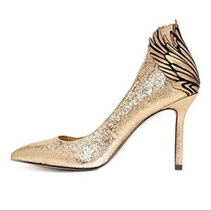 Katy Perry The Starling Gold Pumps 6.5M EUR 36.5